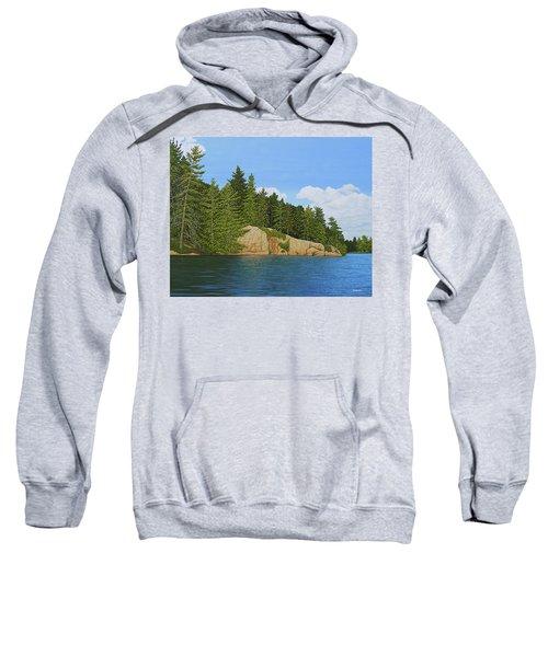 Matthew's Paddle Sweatshirt