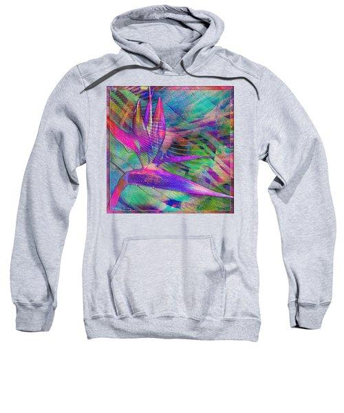 Maui Bird Of Paradise Sweatshirt