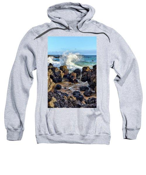 Maui Wave Crash Sweatshirt