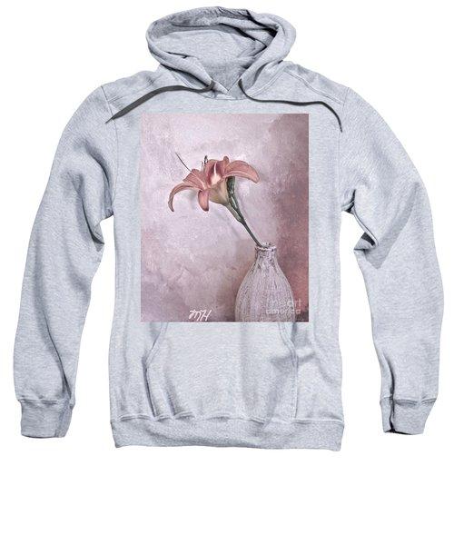 Mauve Lily Sweatshirt