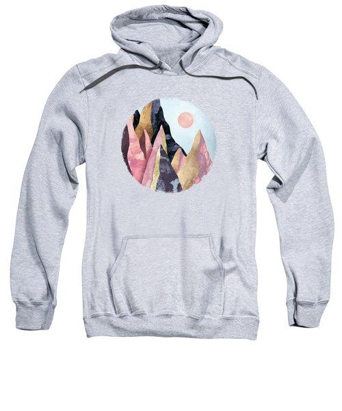 Mauve Peaks Sweatshirt