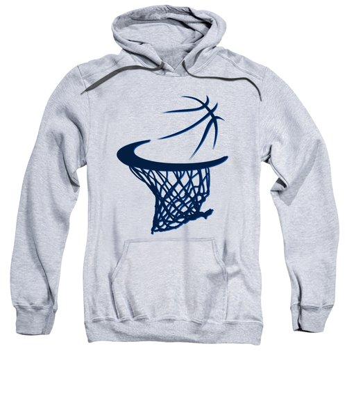 Mavericks Basketball Hoops Sweatshirt by Joe Hamilton