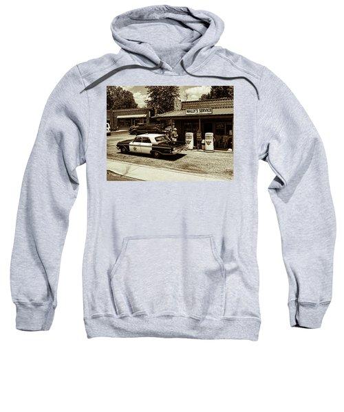 Automobile History Sweatshirt