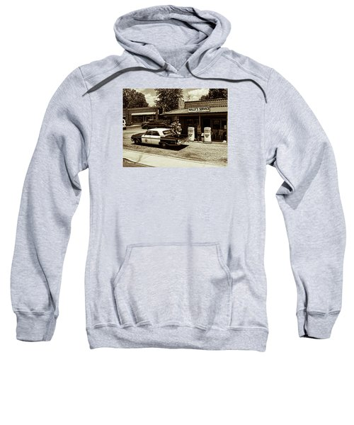 Automobile History Sweatshirt