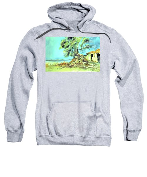 Mayorcan Tree Sweatshirt