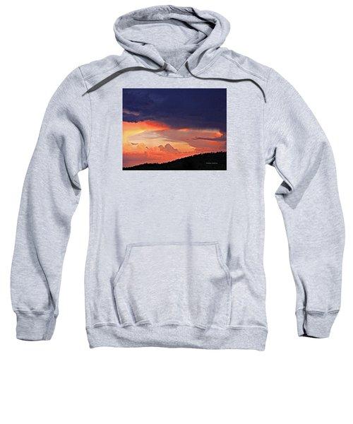 Mazatzal Peak Sunset Sweatshirt
