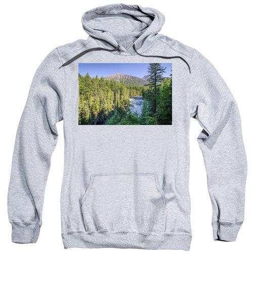 Mcdonald Falls Sweatshirt