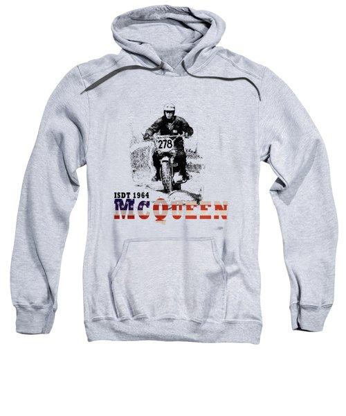 Mcqueen Isdt 1964 Sweatshirt