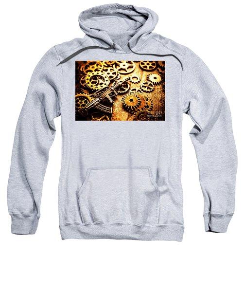 Mechanised Warfare Sweatshirt