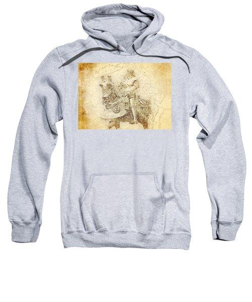 Medieval Europe Sweatshirt