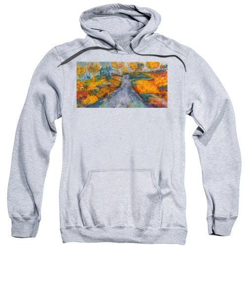 Memories Of Home In Autumn Sweatshirt