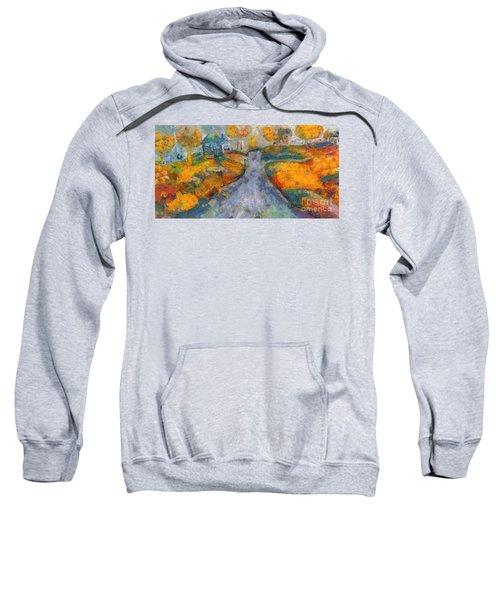Memories Of Home In Autumn Sweatshirt