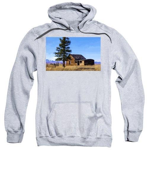 Memories Of Montana Sweatshirt