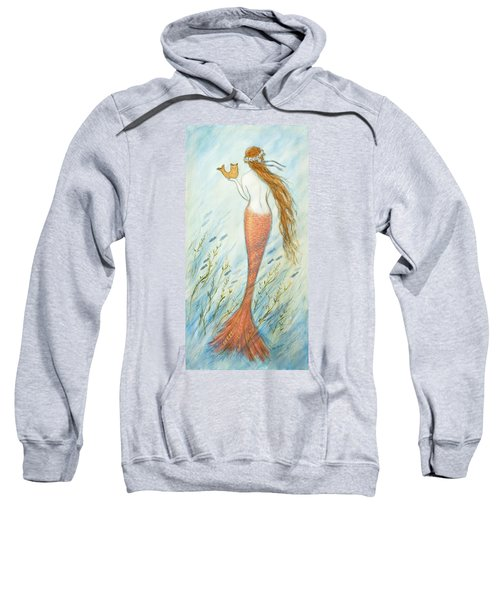 Mermaid And Her Catfish, Goldie Sweatshirt