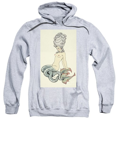 Mermaid, From Les Liaisons Dangereuses  Sweatshirt