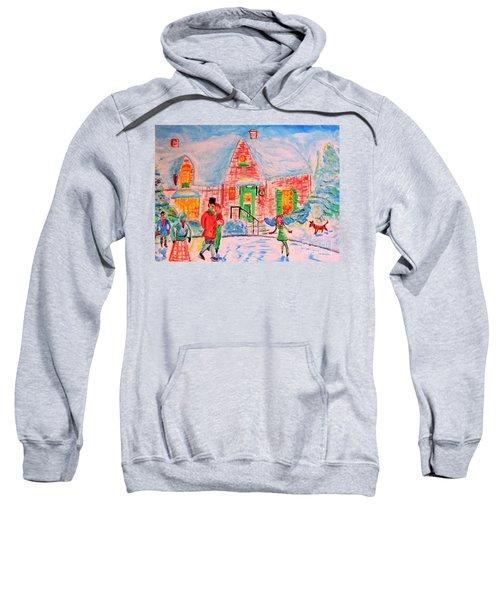 Merry Christmas And Happy Holidays Sweatshirt