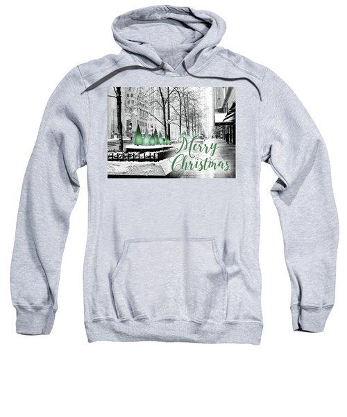 Merry Christmas Chicago Sweatshirt