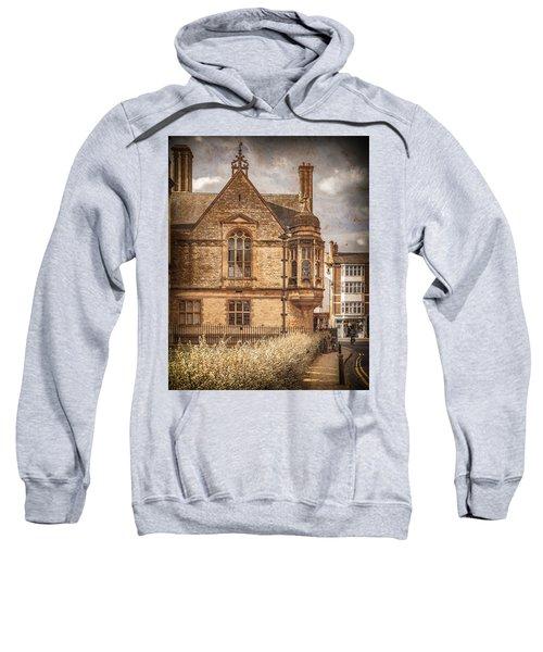 Oxford, England - Merton Street Sweatshirt