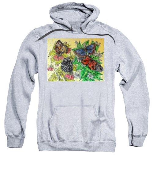 Messengers Of Beauty Sweatshirt