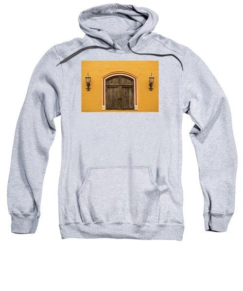 Mexican Door Sweatshirt