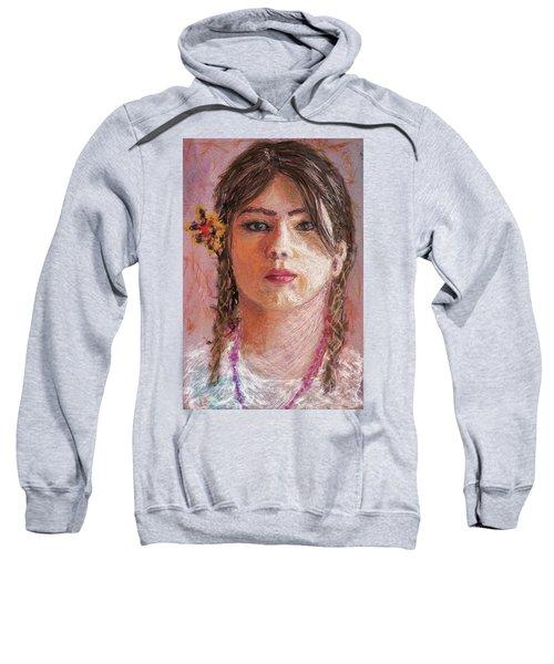 Mexican Girl Sweatshirt