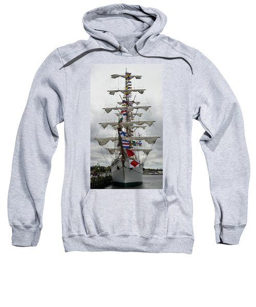 Mexican Navy Ship Sweatshirt