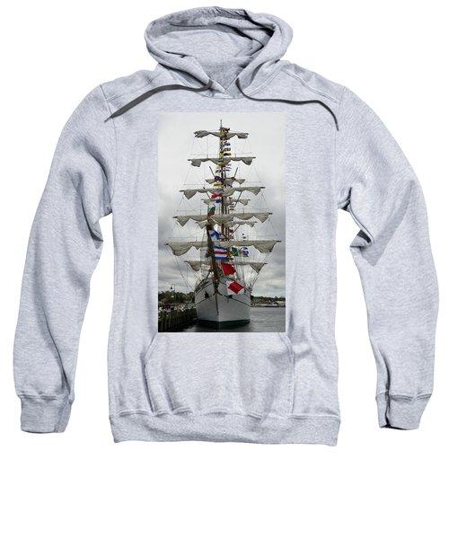 Mexican Navy Ship Sweatshirt