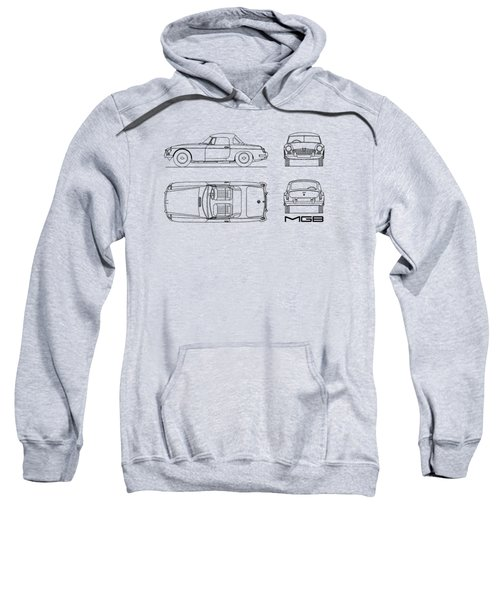 Mgb Blueprint Sweatshirt