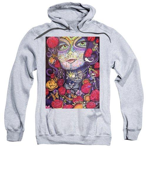 Mia De Los Muertos Sweatshirt