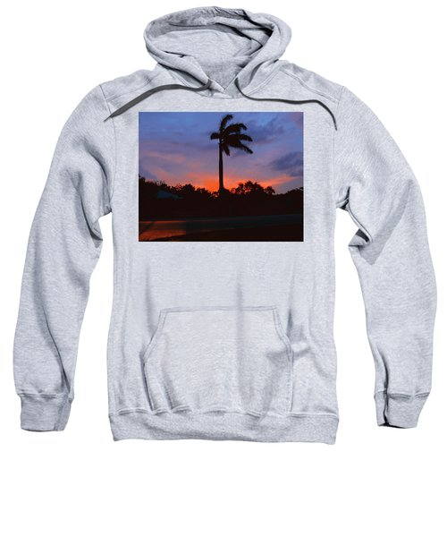 Miami Sunset Sweatshirt