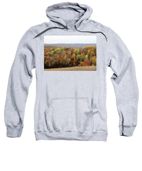 Michigan Autumn Sweatshirt