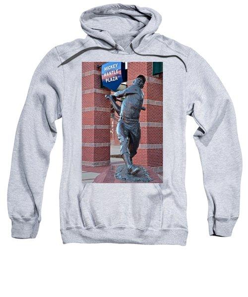 Mickey Mantle Plaza Sweatshirt