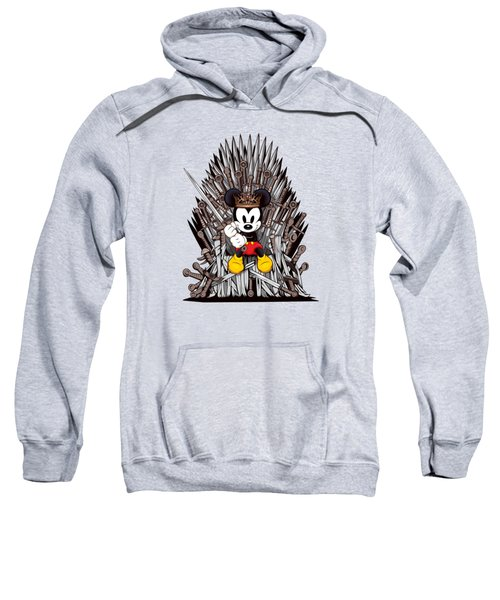 Mickey Thrones Sweatshirt
