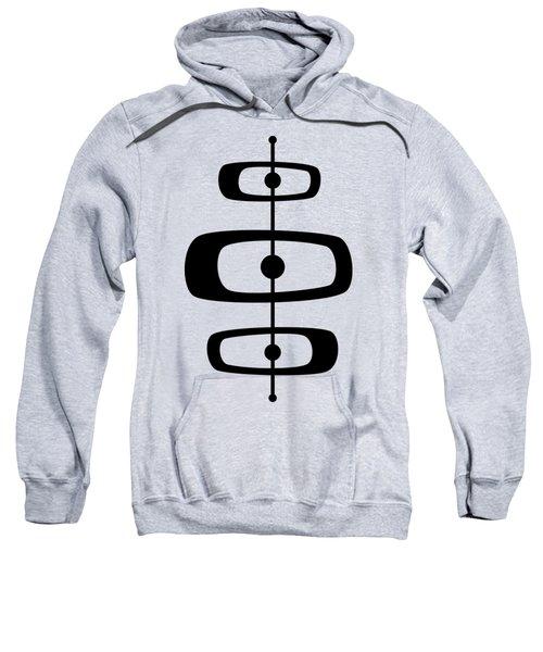 Mid Century Shapes 2 Sweatshirt