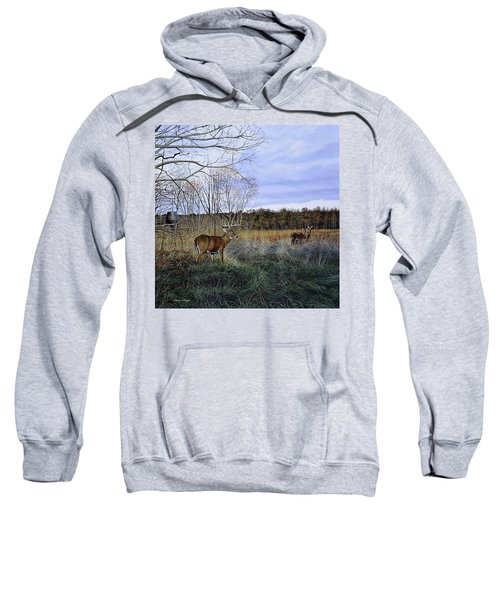 Take Out - Deer Sweatshirt