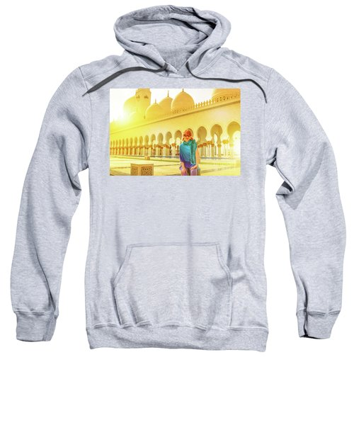 Middle East Tourism Concept Sweatshirt