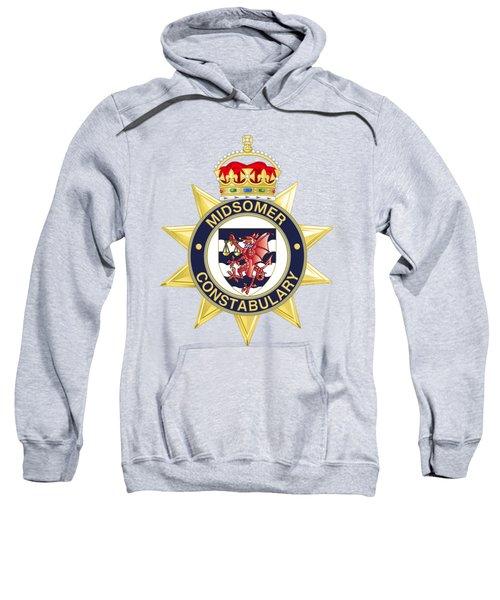 Midsomer Constabulary Sweatshirt