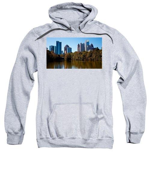 Midtown In The Fall Sweatshirt