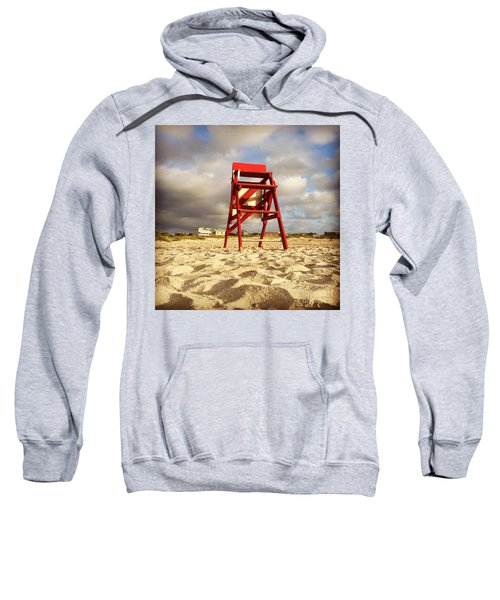 Mighty Red Sweatshirt