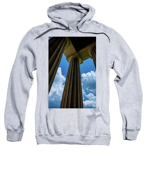 Mighty Columns  Sweatshirt