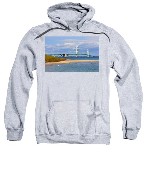 Mighty Mac In October Sweatshirt