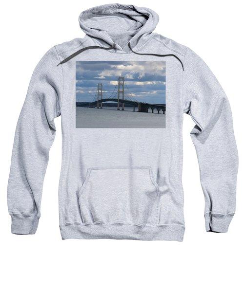 Mighty Mac The Mackinac Bridge Sweatshirt