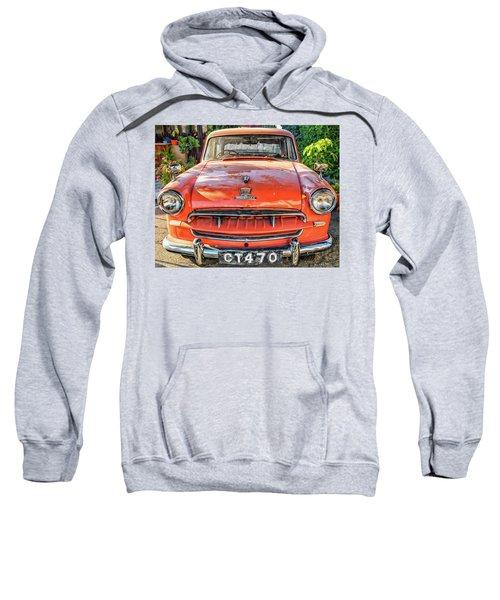 Miki's Car Sweatshirt