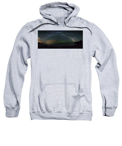 Milky Way Arch Sweatshirt