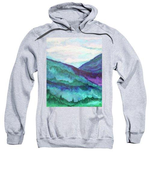 Mini Mountains Majesty Sweatshirt