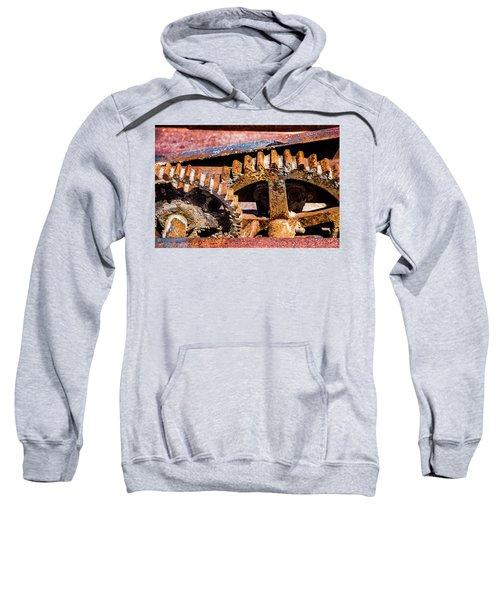 Mining Gears Sweatshirt