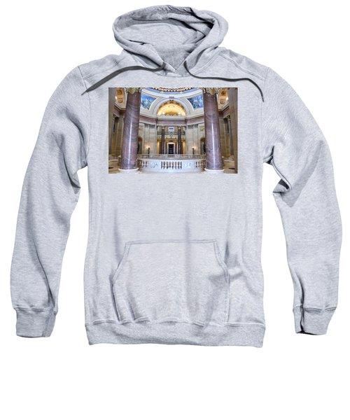 Minnesota House Doors Sweatshirt