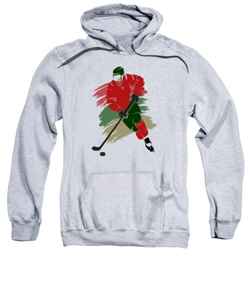 Minnesota Wild Player Shirt Sweatshirt