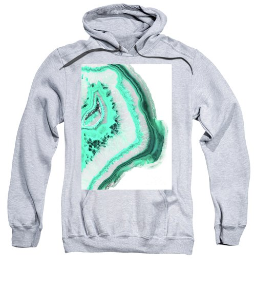 Mint Agate Sweatshirt
