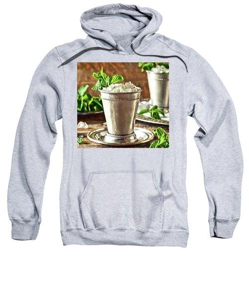 Mint Julep Double Sweatshirt
